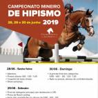 CAMPEONATO MINEIRO DE SALTO ACONTECE EM LAGOA SANTA