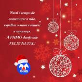 Feliz Natal - Que venha 2019