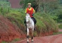 Equipe Mineira para CAMPEONATO BRASILEIRO de Enduro Equestre