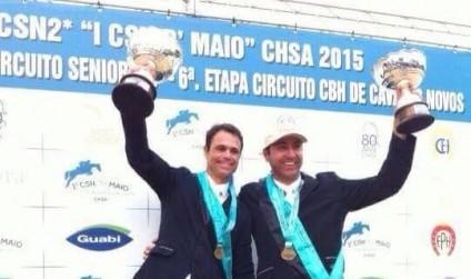 GP INGP INTERNACIONAL DO CHSA E A SEGUNDA ETAPA DO CIRCUITO SÊNIOR TOP
