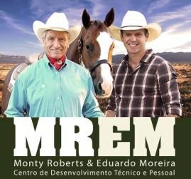 Monty Roberts no Brasil
