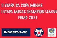 Ordem de entrada da II Copa Minas MCL