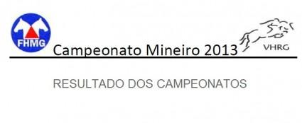 Campeonato Mineiro Salto VHRG