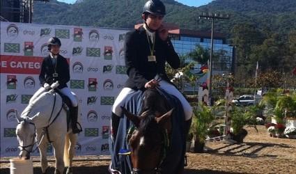 Campeonato Brasileiro de Saltos da juventude em Florianópolis