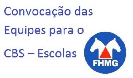 Federação Hípica de Minas Gerais convoca os cavaleiros e amazonas