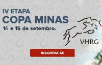 CONFIRA O PROGRAMA - IV Etapa da Copa Minas FHMG 2019 - VHRG