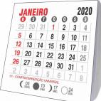 Calendário FHMG 2020