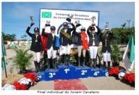 Campeonato Brasileiro de Salto 2012 Jovens Cavaleiros