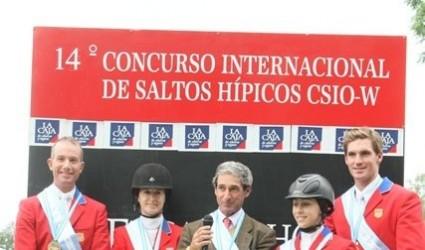 CSIO-W Haras El Capricho