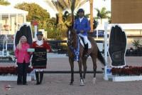 Doda Miranda triunfa no Winter Equestrian Festival e comenta o retorno aos treinos com Nelson Pessoa